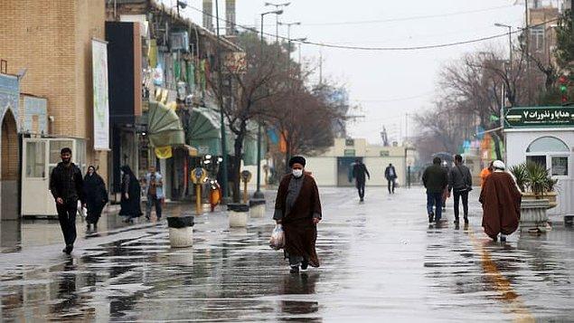 İran'da son 24 saatte 78 kişi hayatını kaybetti