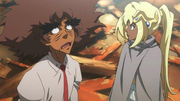 20. Cannon Busters (2019 - ...)