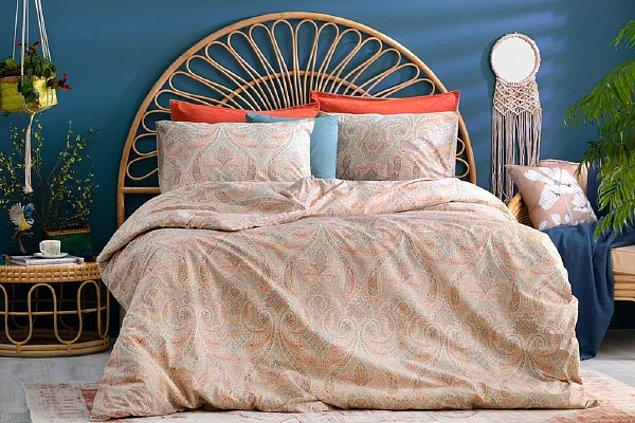 İstediğiniz harika yatağa sahip olmanızı sağlayacak nevresim takımlarını da burada bulacaksınız!