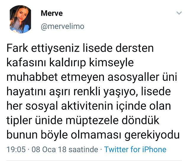 2. Twitter'daki '@nerdeoeskilise' hesabı da her Türk gencinin yaşadığı bu dönemleri hatırlatarak nostalji rüzgarlarına kaptırıp götürdü bizi! 😂