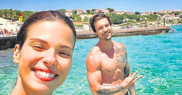 Larissa Gacemer, eşiyle birlikte çektiği videolarla da sosyal medyada popüler bir isim olarak yerini koruyor.