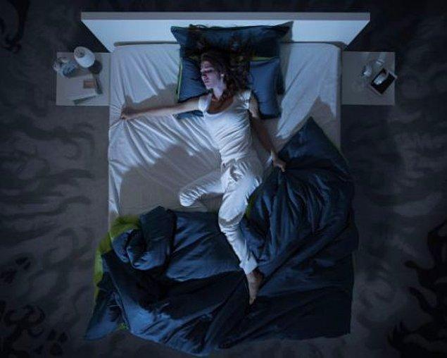 Daha rahat uykuya dalmamızı sağlar.