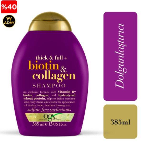 10. Fiyatı coşmuş vaziyette olan başka bir ürün de şu şampuan serisi. Hazır indirimdeyken stoklayın! 😉