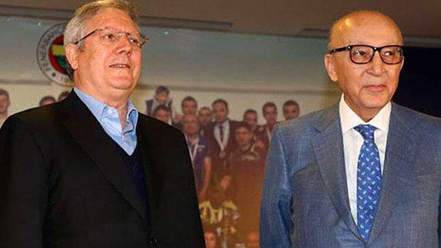1991-1992 yıllarında Fenerbahçe'nin Futbol Şubesi sorumluluğunu üstlenen Yıldırım, Galatarasay'dan Tanju Çolak'ı transfer ederek Fenerbahçe camiasına kazandırdı.