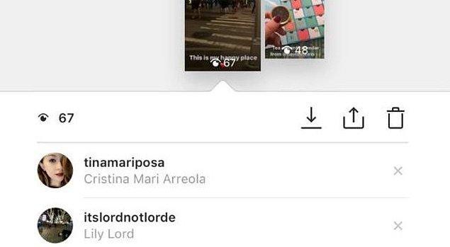 Ortada net bir sır var, Instagram burada nasıl bir sıralama uyguladığını açıklamıyor.