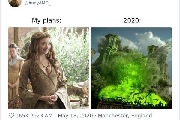 30 мемов, которые как нельзя лучше опишут ситуацию с вашими грандиозными планами на 2020 год