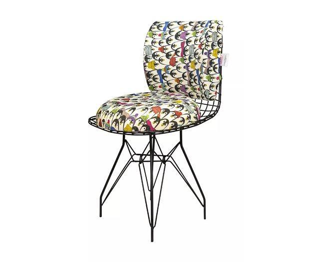 8. Evinizdeki herhangi bir sandalyeyle idare edecekseniz rahatlığını artırmak için bu oturma simidi ve bel yastığı takımı ha-ri-ka!