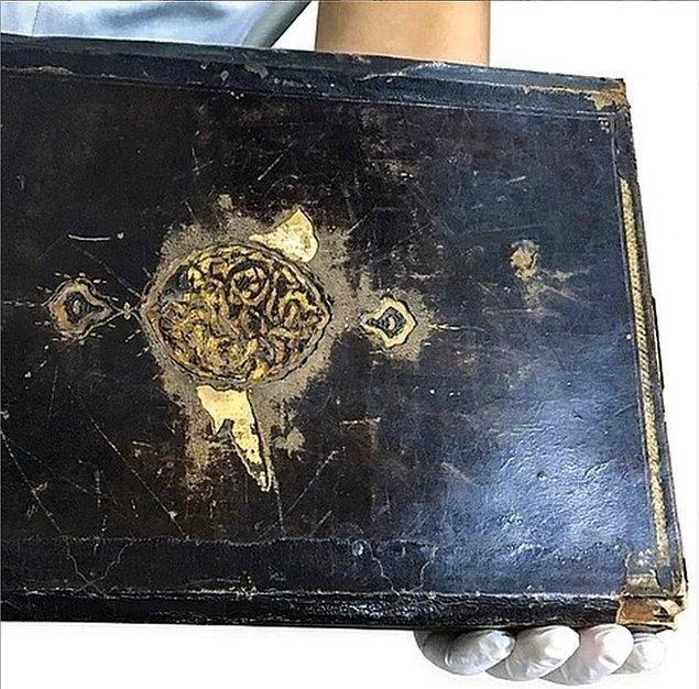 2. Osmanlı Devleti'nde basılan ilk kitap, Vankulu Lugatı, 1727.