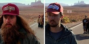 Пара воссоздает сцены из фильмов и сериалов, отыскивая локации съемок по всему миру (30 фото)