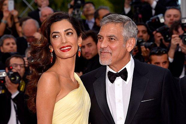 Amal&George Clooney