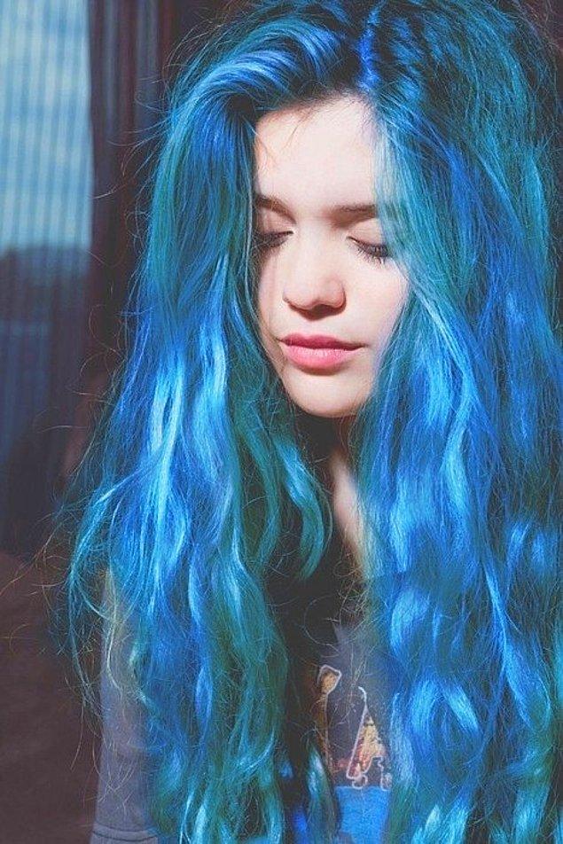 Mavi!