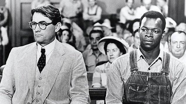 6. To Kill A Mockingbird (1962)