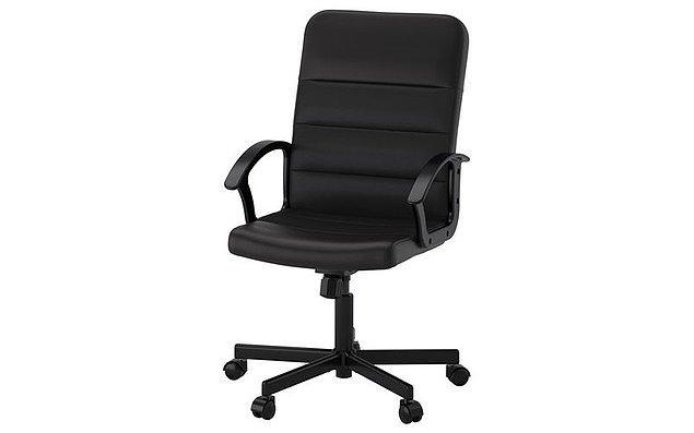 7. Çalışma sandalyesi sizin için önemliyse ve daha iyisini arıyorsanız: