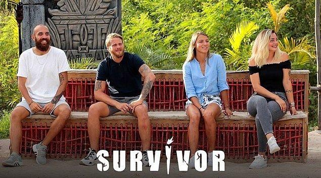 Survivor'da bayram haftasında eleme olmadı ve ardından Ünlüler takımı oynanan dört dokunulmazlık yarışmasını da kaybetti.