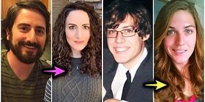 17 человек до и после того, как они решились сменить пол