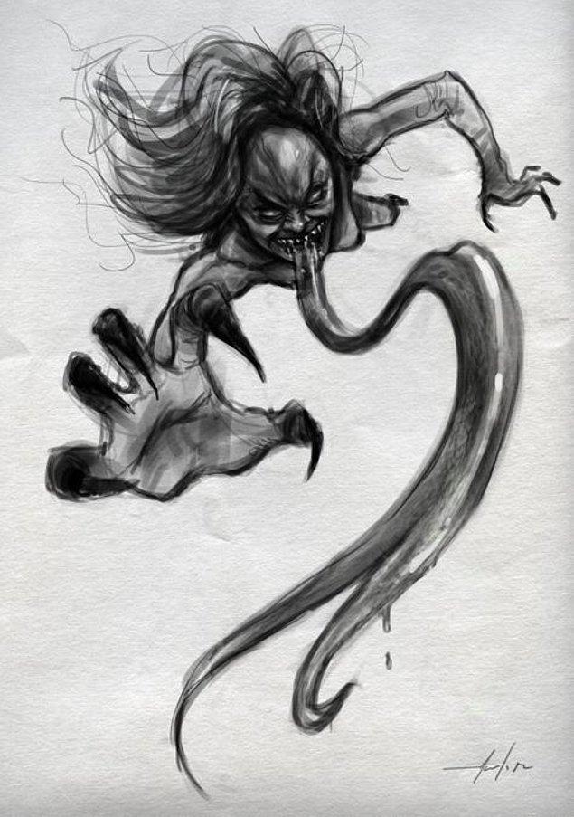 18. Tik Tik/Wak Wak adlı canavar avını sesiyle ele geçirir. Eğer yakınsa tik tik tik sesinin çok yüksek bir şekilde duyarsınız. Uzaksa bu ses daha az gelir ve kaçma şansınız artar.