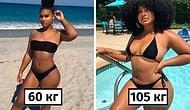 Девушки доказывают, что красота не зависит от размеров