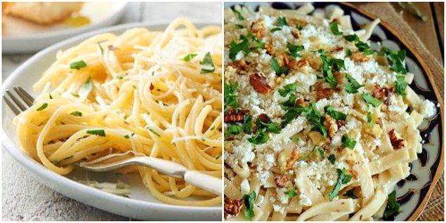 6. Spagetti / Erişte