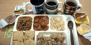 Что едят военные разных стран мира?