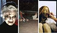 Закулисные кадры со съемок самых известных фильмов ужасов