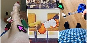 15 случаев, когда беременность вынуждает быть креативной