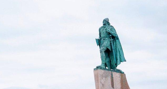 11. Columbus Amerika'yı keşfetmedi aslında.