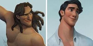 12 цифровых персонажей Диснея от этого художника, кажется, вот-вот оживут