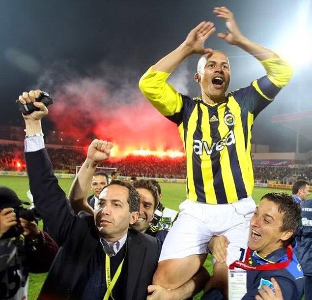 2. 2010 - 2011 Sezonu / Sivasspor 3-4 Fenerbahçe