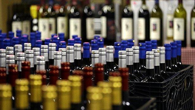 Alkollü içecekler ve tütün ürünlerinde 21,78 artış