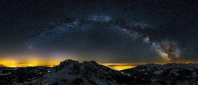 14. PSRJ1748-2446AD isimli bir nötron yıldızının ekvatoru ışık hızının %24'ü hızda döner. Yani saniyede 70,000 kilometre hızla.