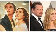 """23 года спустя. Как изменились актеры сыгравшие в фильме """"Титаник"""""""