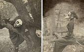 27 старинных фотографий Хэллоуина, которые выглядят более жутко, чем современные фильмы ужасов