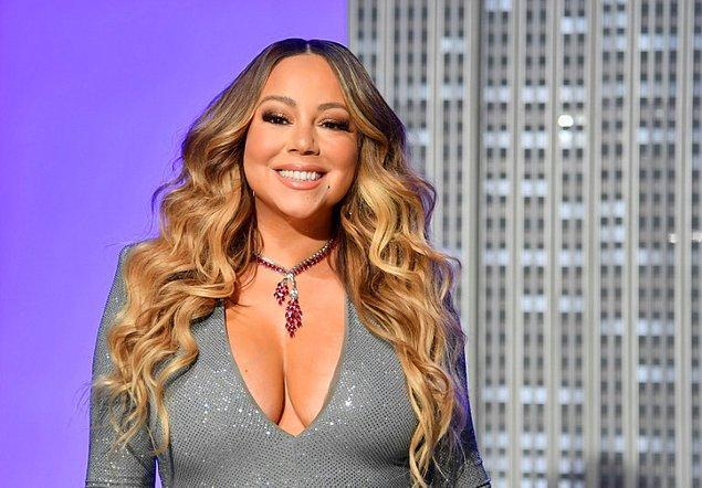 2. Mariah Carey