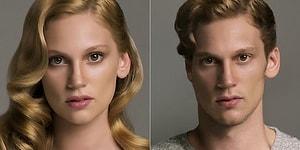 Как выглядели бы турецкие актеры, если бы сменили пол?