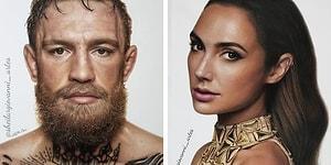 30 самых реалистичных портретов от бразильской художницы, которые невозможно отличить от фотографии