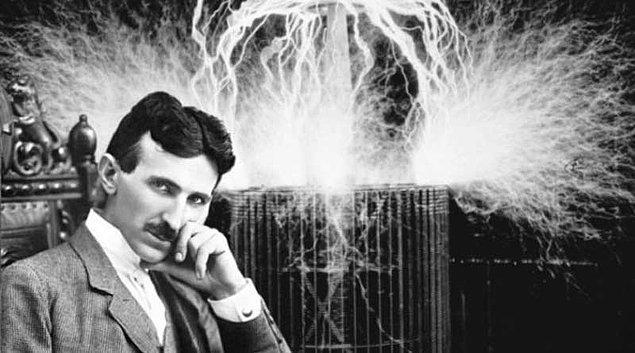 Senden çok iyi bir elektrik alıyoruz: Tesla!
