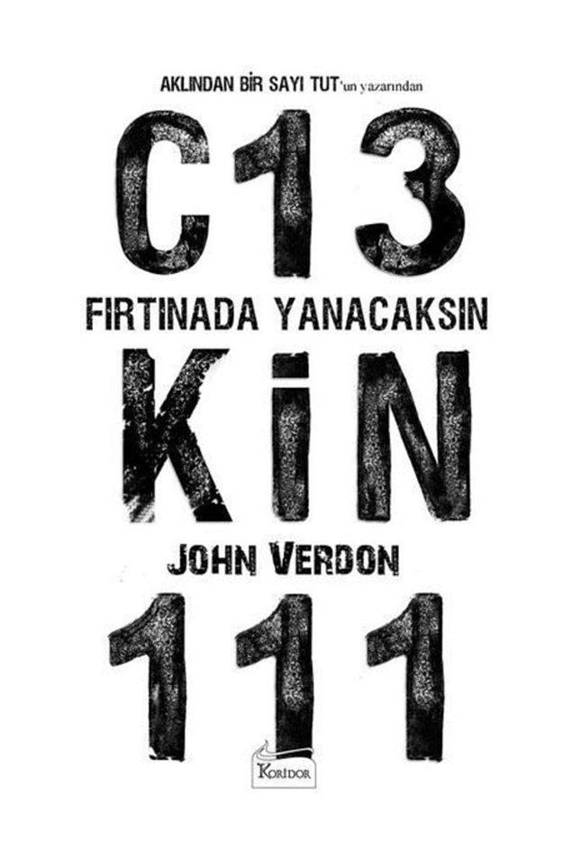 11. Fırtınada Yanacaksın, John Verdon