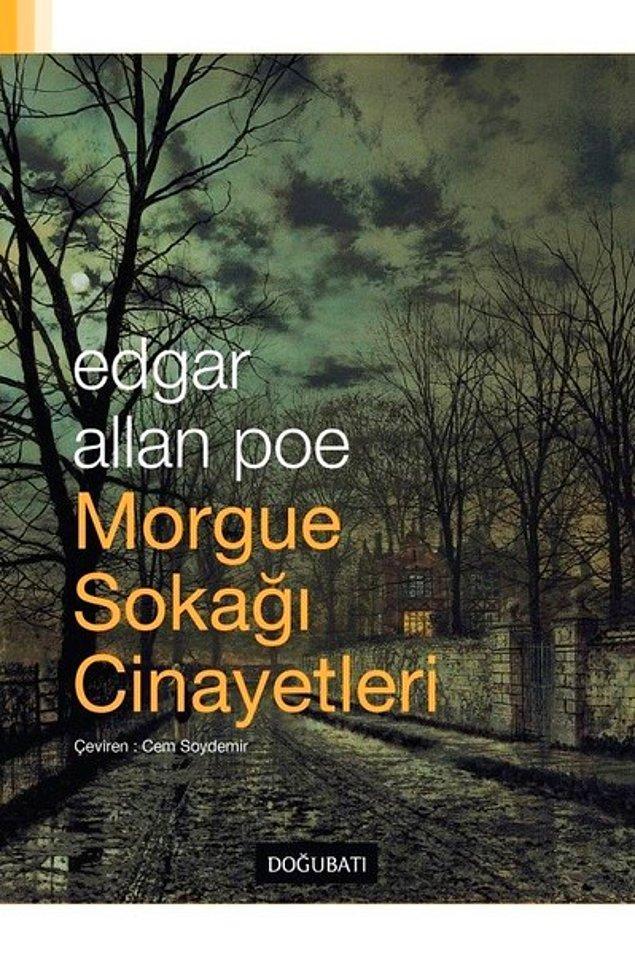 12. Morgue Sokağı Cinayetleri, Edgar Allan Poe