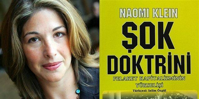 Şok Doktrini - Naomi Klein