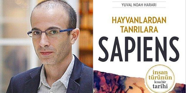 Hayvanlardan Tanrılara Sapiens - Yuval Noah Harari