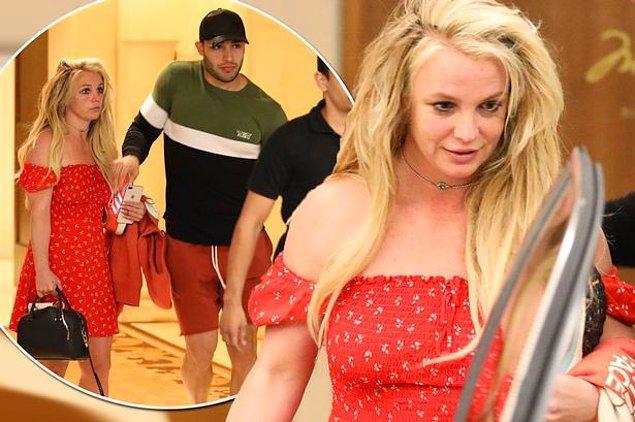 Şu an 38 yaşında olan Britney Spears'ın son 12 yıldır tüm hakları babasında. Bu kısıtlamanın ne anlama geldiğini açıklayalım.