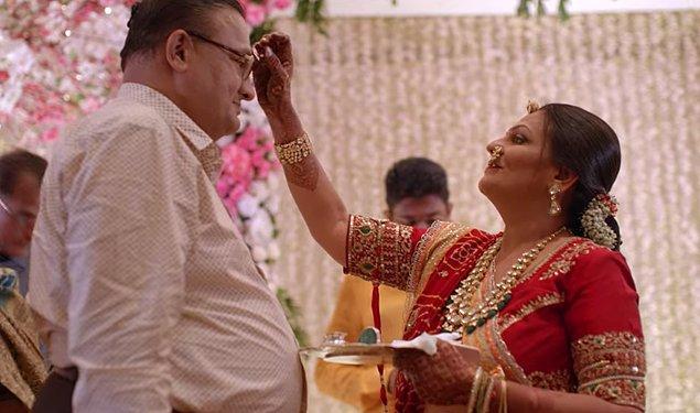 Hindistan'da evlilik oldukça önemli bir kurum…