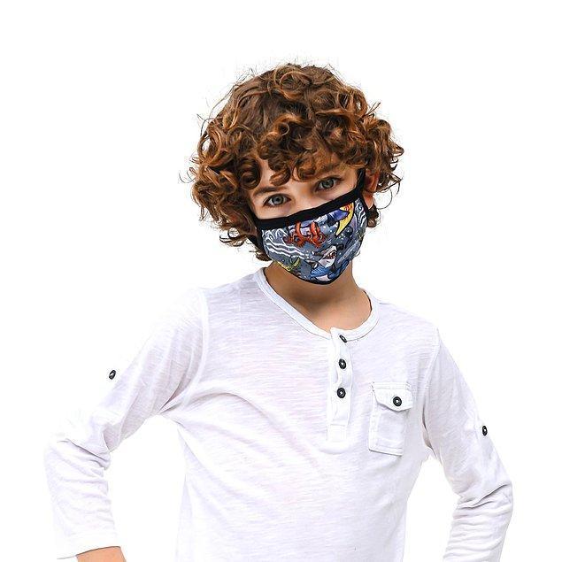 Avrupa ve Amerika standartlarında filtre kumaşı sayesinde aklınızda soru işareti kalmadan güvenle hem kendiniz hem çocuklarınızın kullanabileceği maskeleri satın alırken 'onedio10' indirim kodunu kullanmayı unutmayın.