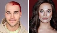Парень из Манчестера настолько хорош в искусстве макияжа, что может превратиться буквально в любую знаменитость (30 фото)