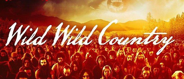 8. Wild Wild Country (2018)