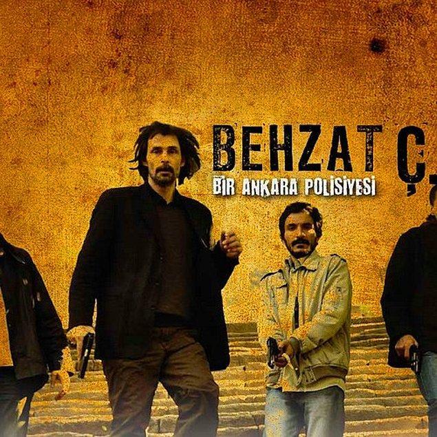 """""""Biz napıyoz la bu hayatta."""" Unutulmaz söz ve oyunculuklarıyla bizi bizden alan bir dizi de Behzat Ç. idi. Hey gidi günler hey."""