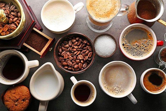 8. Peki son olarak kahveni şekerli mi yoksa şekersiz mi tercih edersin?