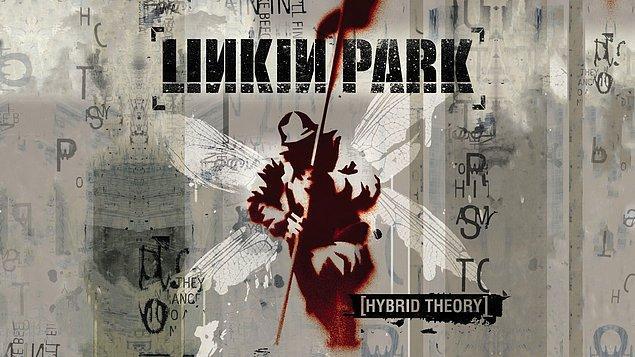 """2. 2001 - Linkin Park """"Hybrid Theory"""""""