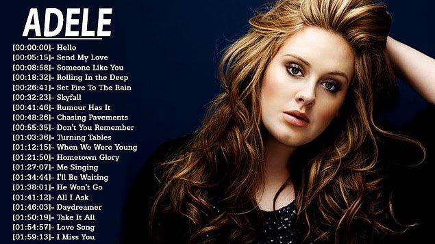 "13. 2012 - Adele ""21"""