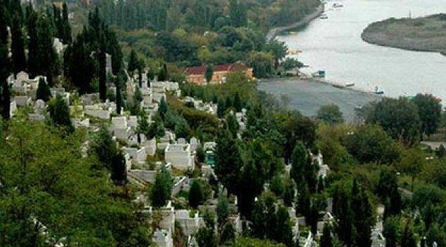 Eyüp Sultan Mezarlığı!